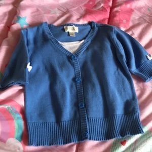 Cute little blue blouse 4t